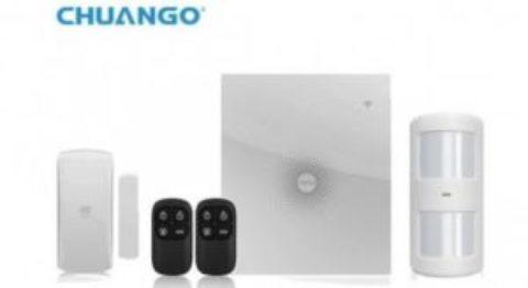 Sertifikat POSTEL Chuango AW1Plus Wifi Alarm System