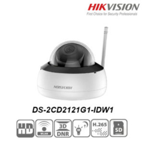 Sertifikat POSTEL Hikvision DS-2CD2121G1-IDW1 Wifi Dome Camera