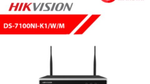 Sertifikat POSTEL Hikvision Wireless NVR DS-7100NI-K1/W/M